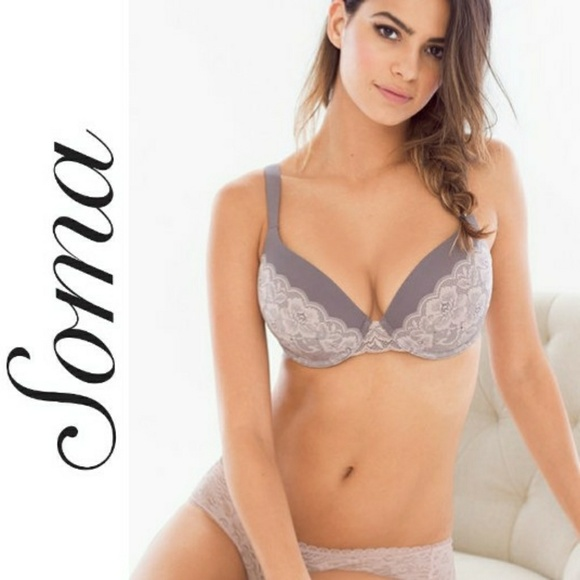 29a0cc359323a Soma Enhancing Shape Full Coverage Bra 💖. M 5ae79bb85521beb0d1370c82